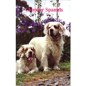 book: Clumber Spaniels by Jan Irving (1998)