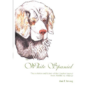 book: The White Spaniel by Jan Irving (2000)