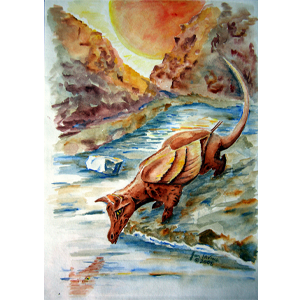 Dragon Mysteries of Water