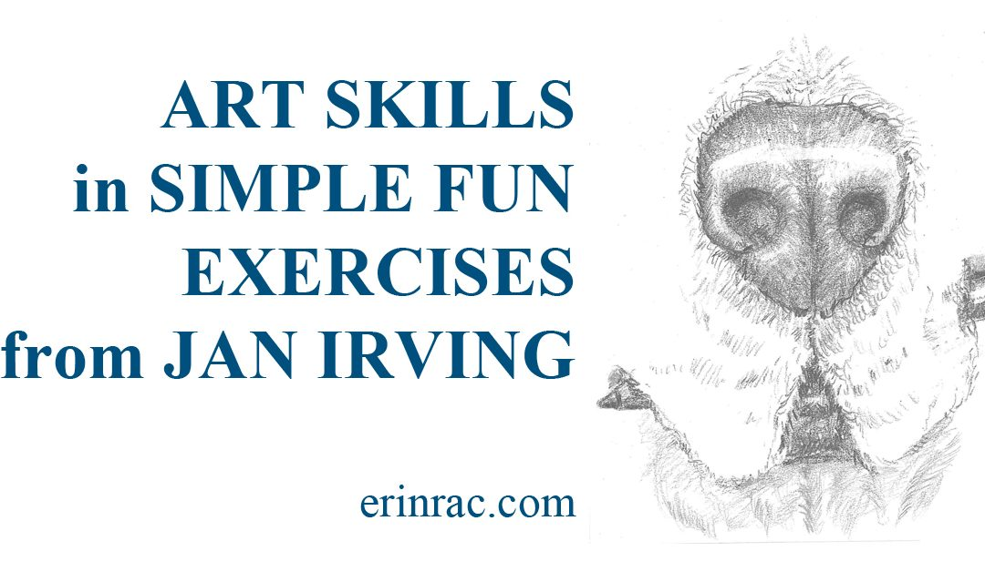 ART SKILLS in SIMPLE FUN EXERCISES